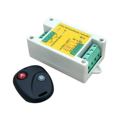 Dc12v24v 10a Positive Inversion Remote Controller For Motor Linear Actuator