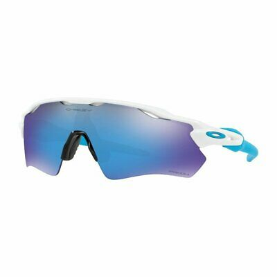 Oakley Radar Ev Path Polished Blanco Prizm Zafiro Gafas Sol