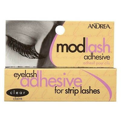 Andrea ModLash Eyelash Adhesive for Strip Lashes 0.25 oz