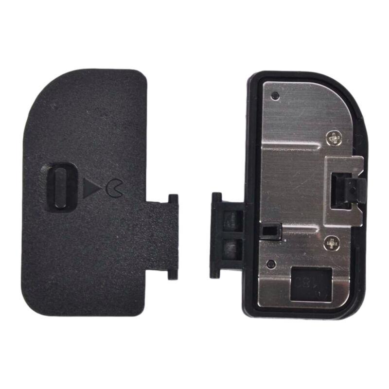 New Fit Nikon Z6 Z7 Battery Cover Cap Lid Door Black Camera