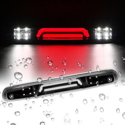 Clear LED Third Brake Light Cargo Lamp For 2007-2014 Chevy Silverado GMC Sierra
