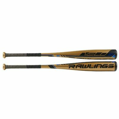 2019 Rawlings Velo -10 USSSA 2 3/4″ Alloy Baseball Bat UT9V10 31/21