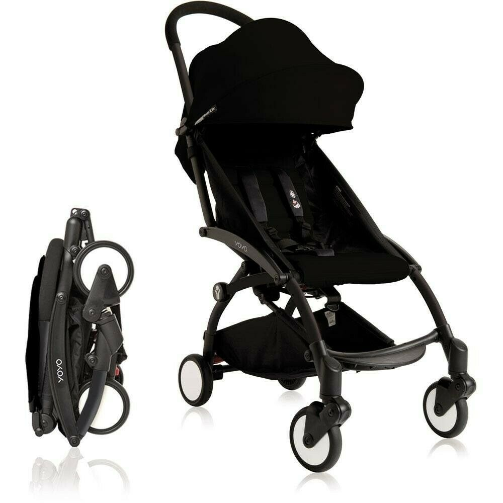 BABYZEN™ YOYO + Stroller Frame And 6+ Color Pack In Color