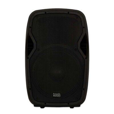 Acoustic Audio AA15BT Powered 1000 Watts 15