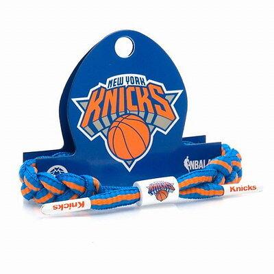 New Rastaclat NBA New York KNICKS Basketball Shoelace Bracelet RC001NYK