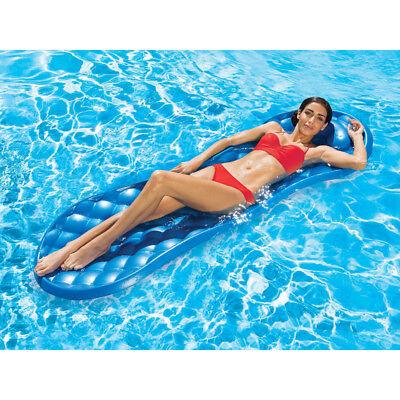 Swimways 63004-150 Aquaria Monaco Swimming Pool Lounge - 72