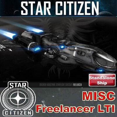 Star Citizen - MISC Freelancer MAX - LTI Lifetime Insurance  - $155.00