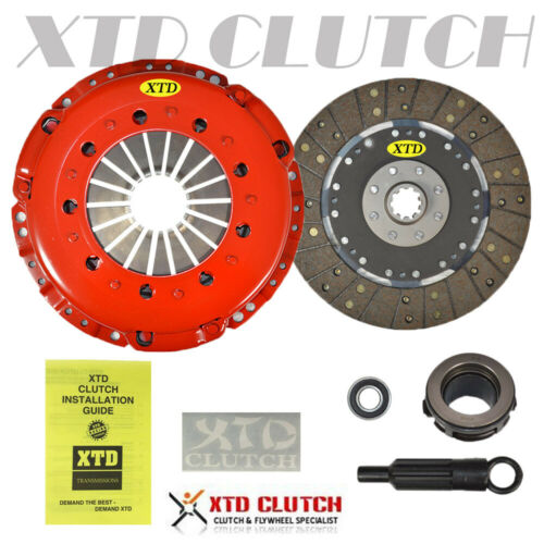 STAGE 2 SMOOTH CLUTCH KIT 96-99 BMW M3 3.2L E36 S52 98-02 Z3 M COUPE ROADSTER