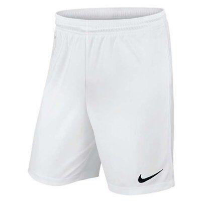 Nike Park II Knit Shorts Herren Dri-FIT Fußballshorts Training Sport 725887-100 - Dri-fit Nike Training Shorts
