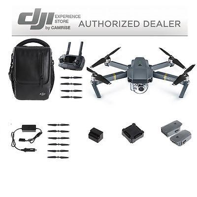 DJI Mavic Pro Fly More Bundle UAV Drone
