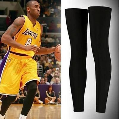 Sports Basketball  Soft  Sleeves Protector Gear Knee Leg Cover