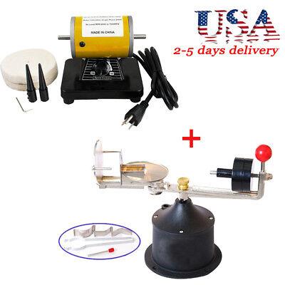 Dental Polishing Lathe Polisher Dental Casting Centrifugal Machine Centifuger