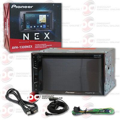 PIONEER AVH-1300NEX 2DIN CAR 6.2