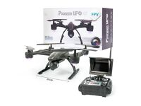 Pioneer UFO Drone Mini Typhoon Quadcopter with 5.8 GHz FPV Monitor 2 Megapixel Camera Stabiliser