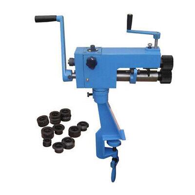 Rotary Machine Bead Roller Forming Sheet Metal Steel Bender Fabrication