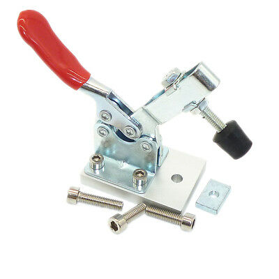 Engraving Machine Fastening Platen Cnc Router Fixture Quick Clamp Fixture Plate