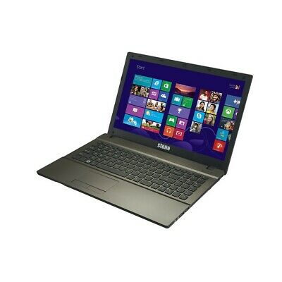 "Stone NT310-H i3-4100M 2.5Ghz 8GB 500GB HDD Win10 15.6"" HD Laptop B"