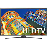 Samsung UN50KU6300 - 50-Inch 4K UHD HDR Smart LED TV - KU6300 6-Series
