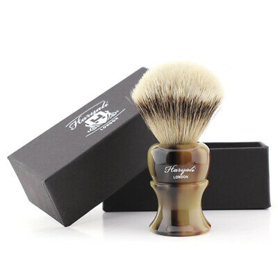 Best Holy Silver Tip Badger Hair Shave - Shaving Brush for Mens Sensitive