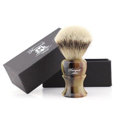 Best Holy Silver Tip Badger Hair Shave - Shaving Brush for Mens Sensitive