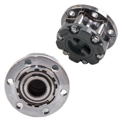 2 PCS Wheel Locking Hub for Mitsubishi Montero Pajero Triton L200 4x4 90-00
