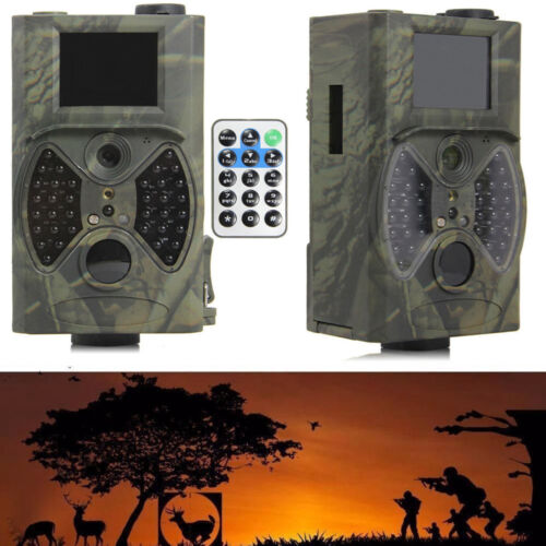 UK Trail Hunting Camera SunTek HC-300A HD 12MP Wildlife Digital
