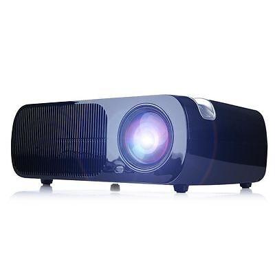 IRULU BL-20 LCD Home Cinema Theater Projector HDMI 800x480 2000:1  USB Black