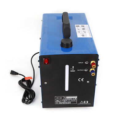 Water Chiller 10 Litre Water Radiator Tig Mig Welder Torch Water Cooler 0.3mpa