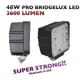 48W Led Worklight SUPER STRONG
