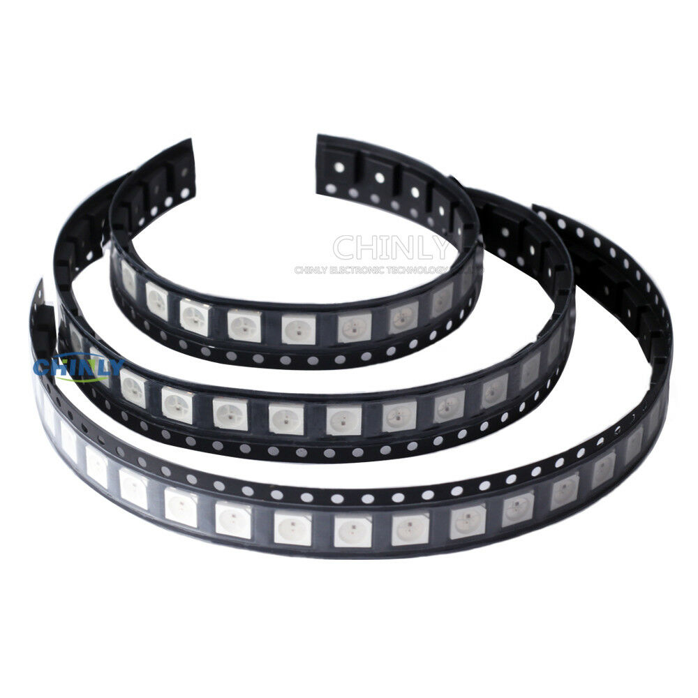 Led Chip Ws2812b Strip 5050 Smd Individually Addressable
