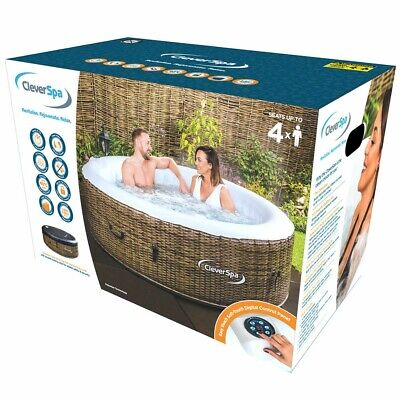 Clever Spa Borneo - 4 Person Hot Tub - Due in this week