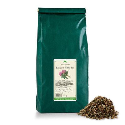 Sanct Bernhard Rotklee-Vital-Tee 250g | natürliche Phytoöstrogene (3,00€/100g) (Natürliche Tees)