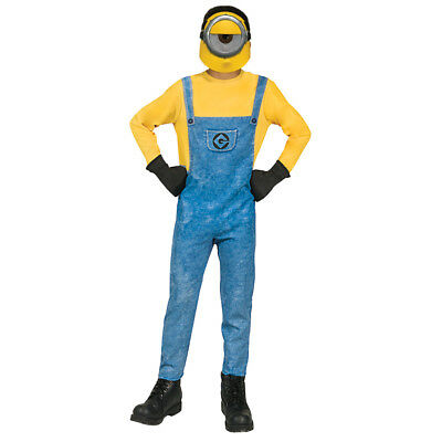 Kids Despicable Me 3 Minion Mel Costume