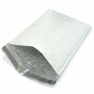 100 5 10.5x16 Poly Bubble Padded Mailers Envelopes Case Supplies 10.5x16