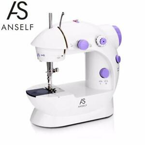 Anself Mini 2-Speed Sewing Machine We pay Shipping
