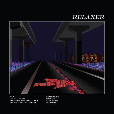 alt-J - RELAXER - Vinyl LP Album (Released 2nd June 2017) Brand New