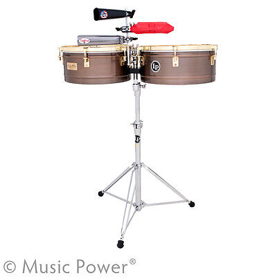 Latin Percussion LP257-KP Karl Perazzo Timbales 14 & 15 on Rummage