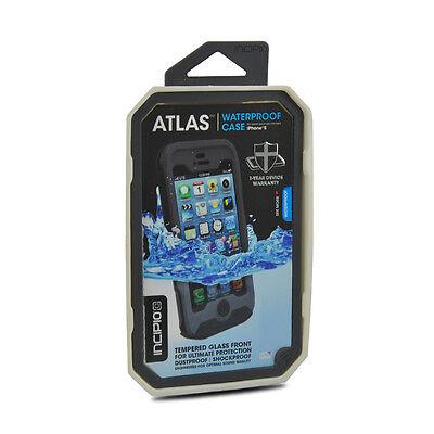 Incipio ATLAS Waterproof Tempered Glass Case iPhone 5 & 5S-