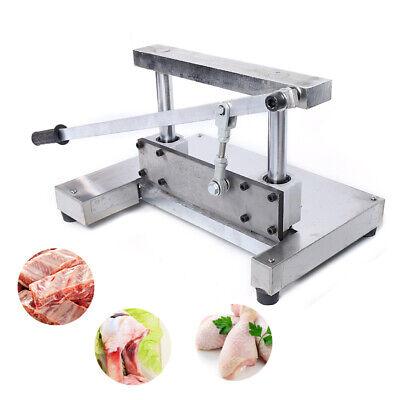 Manual Meat Bone Cutting Machine Band Saw Machine For Pork Ribs Tubular Bones