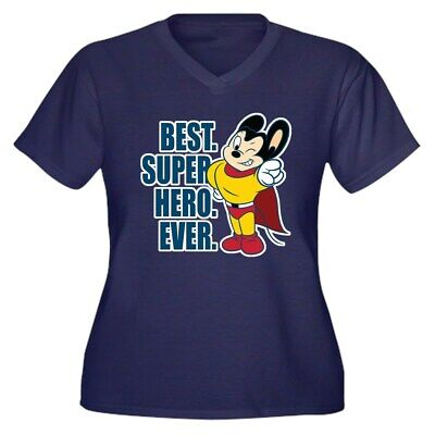 Plus Size Superhero (CafePress Best. Super Hero. Ever. Plus Size T Shirt V-Neck Plus Tee)