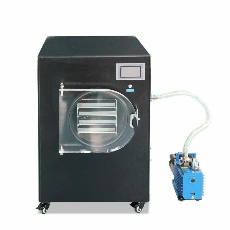 Laboratory Mini Vacuum Freeze Dryer Lyophilizer Drying System with Vacuum Pump