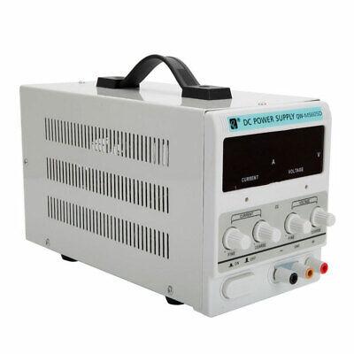 30v 60v 5a Digital Switching Dc Power Supply Adjustable Variable Precision Lab