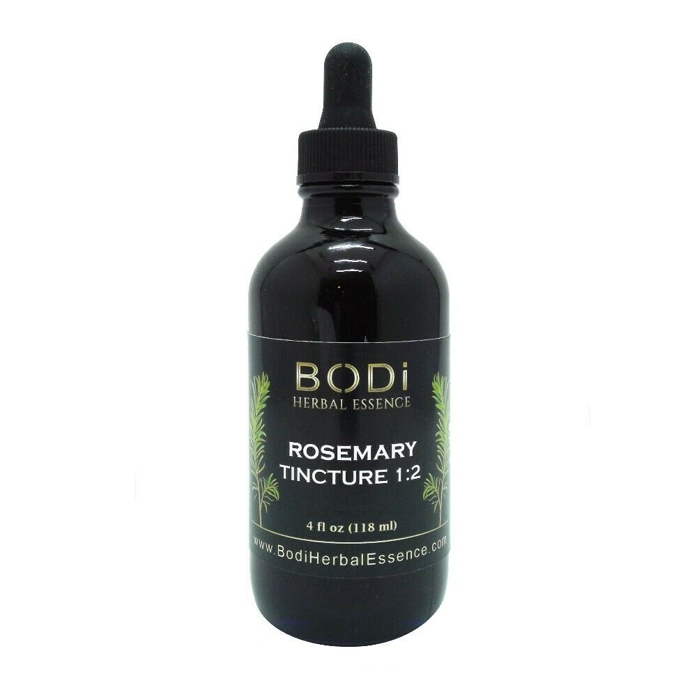 ROSEMARY Tincture 1:2 Concentration - Amazing Skin Antiseptic (2 4 8 oz)