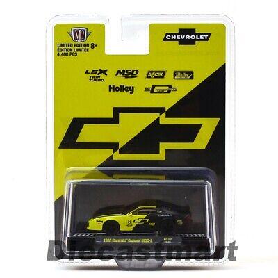 M2 Machines 1:64 Hobby Exclusive 1985 Chevrolet Camaro IROC-Z 31500-HS17 Chase