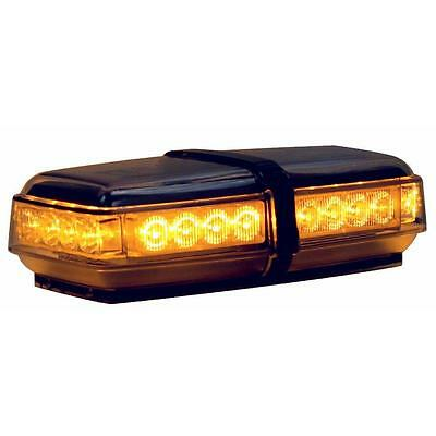 8891050 Amber Led Mini Lightbar 12v
