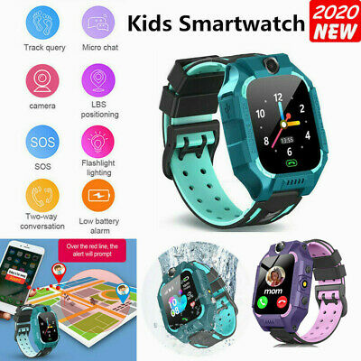 For Kids Child Android iOS Smart Watch Band Anti-lost GPS Tracker SOS Call USA!