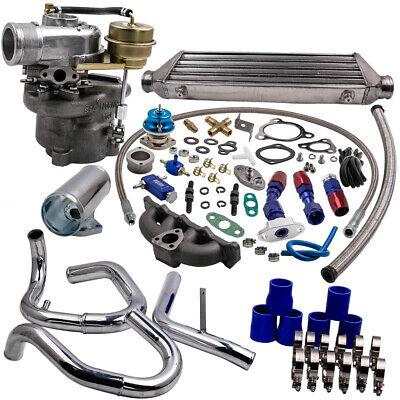 K04 015 Turbolader KitOil Line Kits 98-05 für VW Golf Jetta GTI Audi A4 A6 1.8T