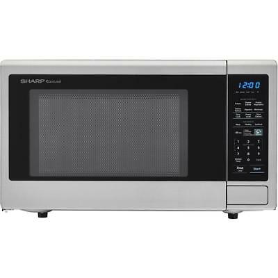1 4 cu ft 1000w stainless steel
