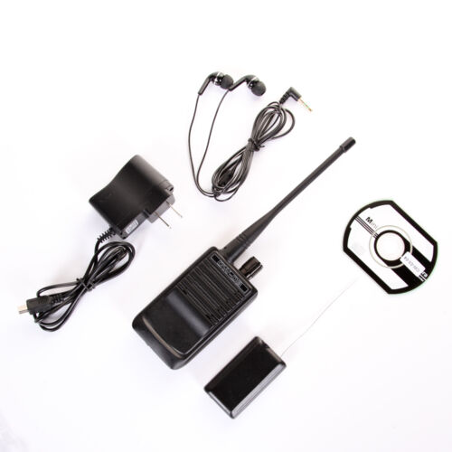 W-03 Wireless Audio Transmitter Recording High Sensitivity Sound Pickup Mic