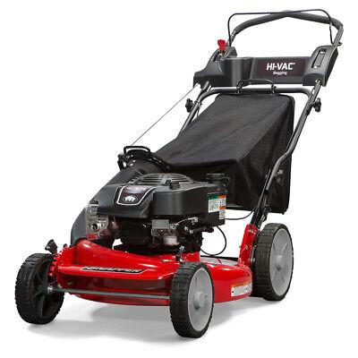 Snapper HI VAC 21 Inch ReadyStart Push Walk-Behind Bag Lawn Mower | MOW-7800979